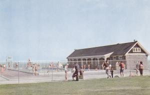 ALMA, New Brunswick, Canada, 40-60s; Swimming Pool, Fundy National Park