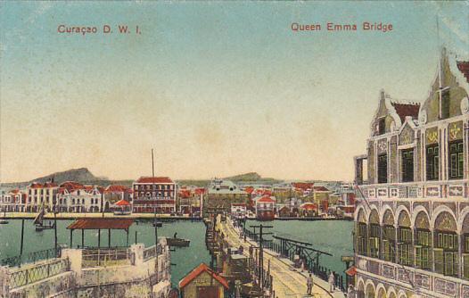 Curacao Queen Emma Bridge