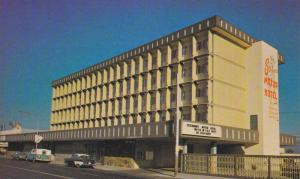 Stockmen´s Motor Hotel, Downtown Kamloops, British Columbia, Canada, 1940-1960s