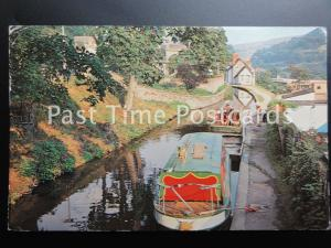 c1981 - THE CANAL AT LLANGOLLEN