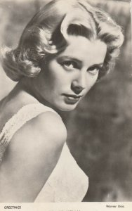 RP: Actress Grace Kelly , 30-40s