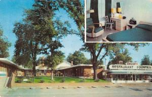 Morganfield Kentucky Bel Air Motel Vintage Postcard J59162