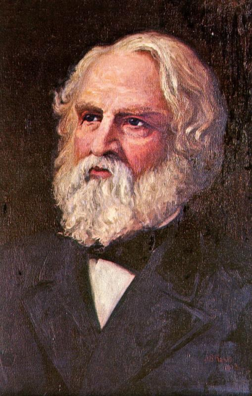 Famous People - Henry Wadsworth Longfellow