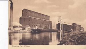 FORT WILLIAM , Ontario , Canada , 00-10s ; Elevators