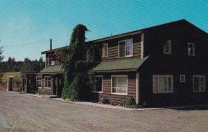 CARIBOO HIGHWAY, British Columbia, Alberta, 1940s-Present; The 122 Mile House...