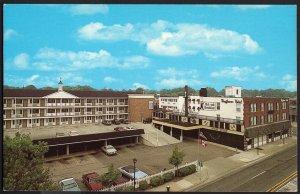 MI PLYMOUTH The Mayflower 'Bed & Breakfast Hotel Ann Arbor Trail 1950s-1970s