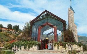 CA - Portugese Bend, Wayfarer's Chapel.