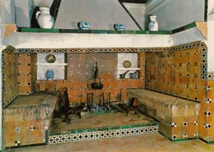 TOLEDO , Spain, 1950-70s ; El Grecos house Kitchen