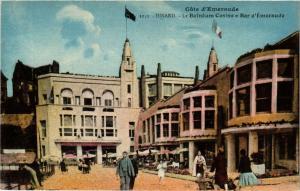 CPA Cote d'Emeraude - DINARD - Le Balnéum Casino et Bar d'emeraude (298280)