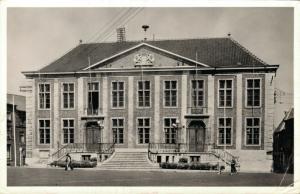 Belgium Diest Stadhuis Hotel de Ville 01.97