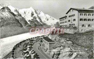 Modern Postcard Grossglockner 3796 m u Pasterzengletecher