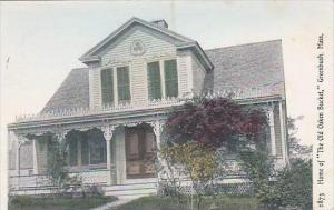 Massachusetts Greenbush Home Of The Old Oaken Bucket