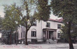 RICHMOND, Virginia, 1900-10s; Valentine Museum, Front View