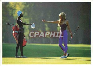 Postcard Modern South Africa Photographer Jacques Cochin gPhotoShow Golf