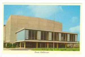 Ovens Auditorium, Charlotte, North Carolina, 50-60s