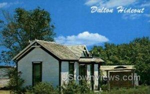 Dalton Gang Hideout - Meade, Kansas KS
