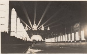 RP: Exposition at night , 1930s