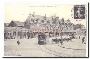 COPYRIGHT Saint Quentin railway station (tram train)