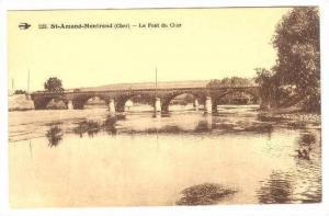 St-Amand-Montrond (Cher), France, 00-10s   Le Pont du Cher