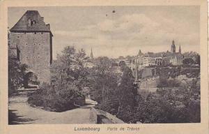 Luxembourg , 00-10s Porte de Treves