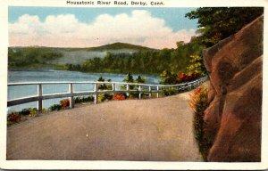 Connecticut Derby Housatonic River Road