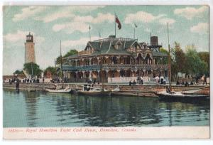 Royal Hamilton Yacht Club, Hamilton Ont