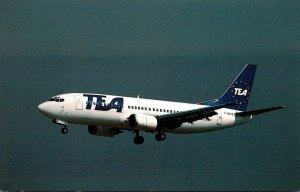 TEA France Boeing 737-429