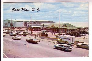 70's Cars, Campers, Beach, Boardwalk, Convention Hall, Cape May, New Jersey