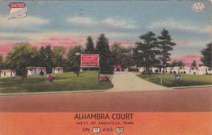 KNOXVILLE , Tennessee , 30-40s ; Alhambra Court