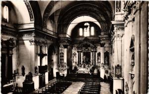 CPA AK L'ESCARENE )A.M) - Intérieur de l'Eglise (513957)