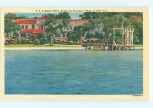 Linen HOTEL SCENE Panama City Beach Florida FL H0106-12