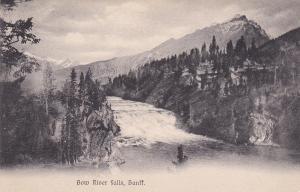 BANFF, Alberta, Canada; Bow River Falls, 00-10s