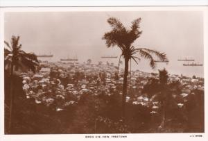RP, Bird´s Eye View, FREETOWN, SIERRA LEONE, 1920-1940s