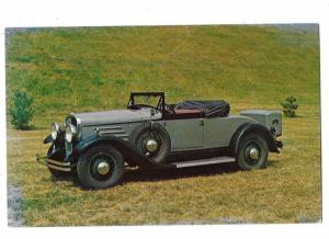 1930 Franklin Model 145 Convertible Coupe