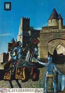 France Carcassonne La Porte de l'Aude