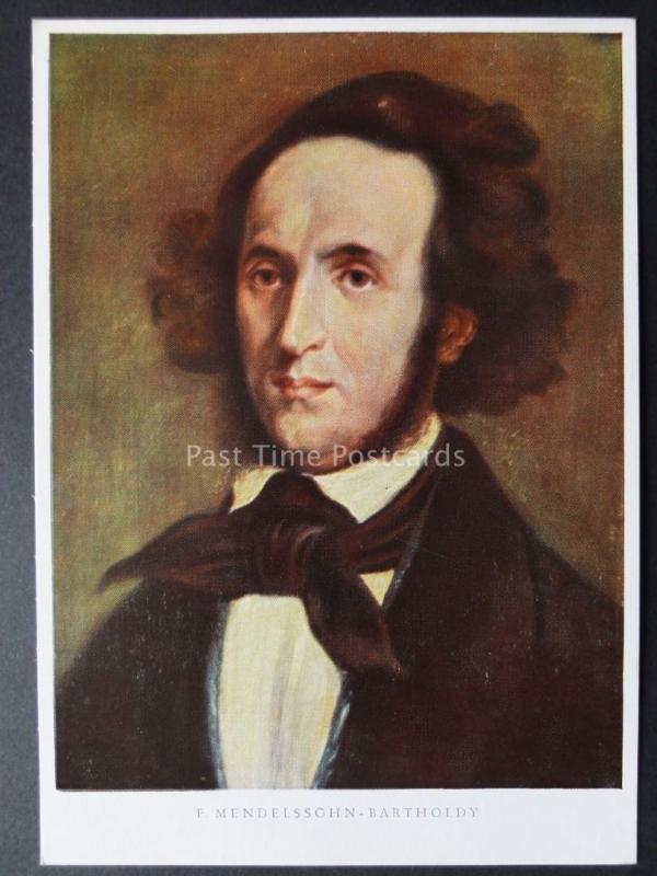 Composer / Musician: F. MENDELSSOHN - BARTHOLDY - Pub by Ackermanns