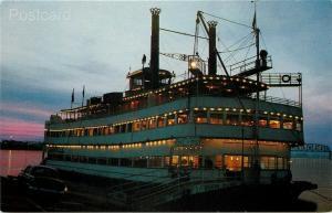 Steamship Belle of Louisville, Kentucky, Louisville, H.S. Crocker No. LCA-2