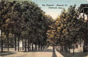 10063  Quebec Coaticock   Rue Pleasant Pleasant Street
