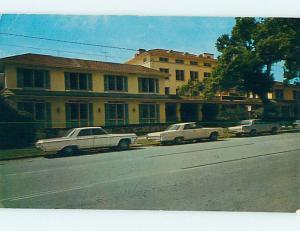 Unused Pre-1980 OLD CARS & MARTHA WASHINGTON HOTEL St. Saint Petersburg FL Q5001