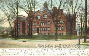 Nassau School East Orange NJ Unused