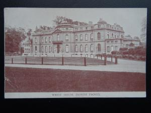 Bedfordshire Silsoe WREST HOUSE North Fron c1920's Postcard