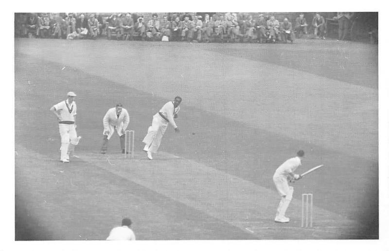 Fine Weather Cricketers for 'Picture Post' 1950 Nostalgia Reprint