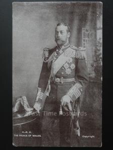 Royalty: H.R.H. The Prince of Wales c1906 Pub by G.D.& D.