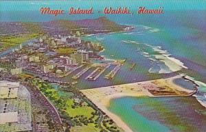 Hawaii Waikiki Magic Island