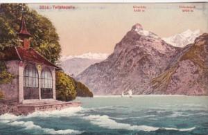 Switzerland Lake Lucerne Tellskapelle