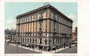 Claypool Hotel, Indianapolis, Indiana, 1904 Postcard, Unused, Detroit Pub. Co.