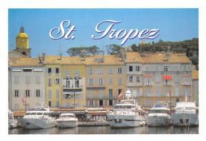 France Saint Tropez Port Harbour Boats