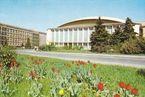 Bucuresti. Sala Palatului , Romania 1950s