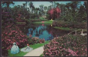 Cyprus Gardens,FL Postcard BIN