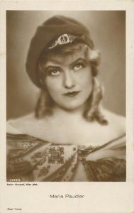 Maria Paudler actress